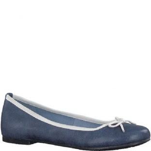 Marco Tozzi 2-2-22117-20 886 Navy / White Womens Shoes